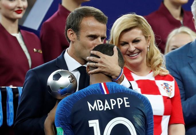 Đường lên đỉnh cao của bóng đá Pháp - Ảnh 4.