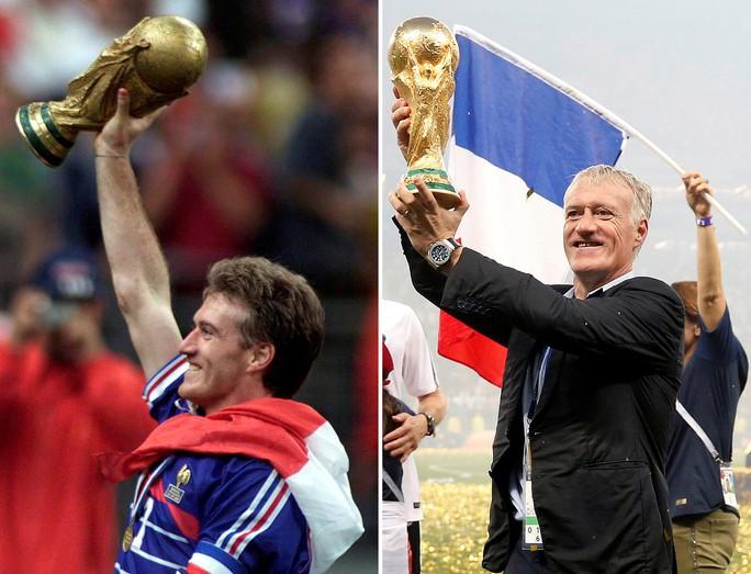Dân Pháp ăn mừng sáng đêm vì ngôi vương World Cup - Ảnh 3.