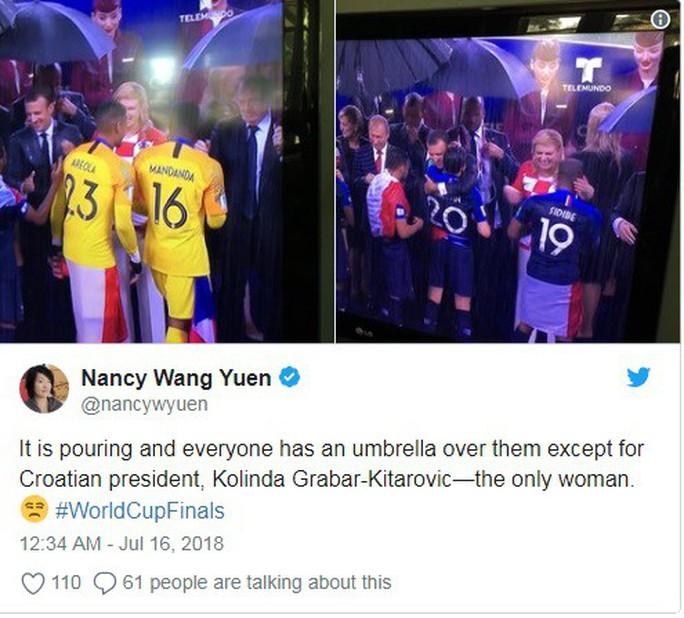 Nữ tổng thống Croatia đốn tim hàng triệu fan trên thế giới - Ảnh 7.