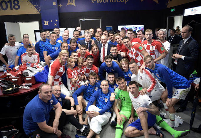 Croatia và phẩm cách của người thua cuộc - Ảnh 1.