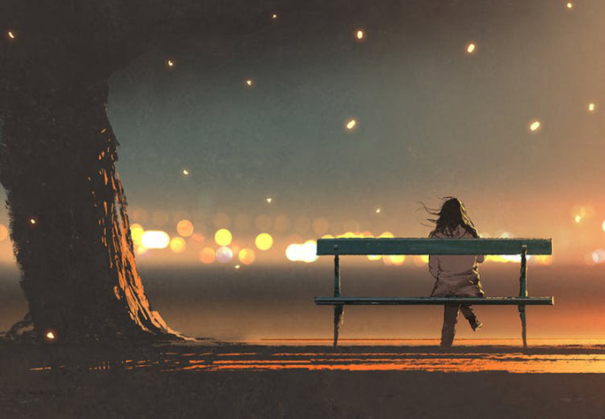 Lây bệnh cô đơn từ chính bạn bè - Ảnh 1.