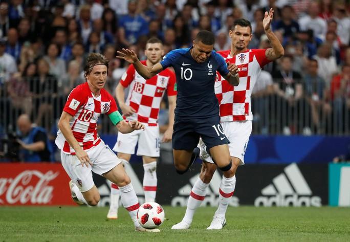 Pháp đoạt cúp vàng xứng đáng - Ảnh 1.