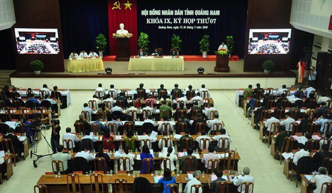 Cắt giảm tiền hội hè, Quảng Nam tiết kiệm hơn 8 tỉ đồng - Ảnh 1.