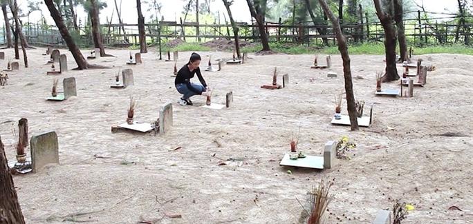 Thêm chuyện ly kỳ từ nghĩa địa cá Ông ở Phước Hải - Ảnh 7.