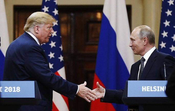 Ông Putin khen ngợi ông Trump - Ảnh 4.