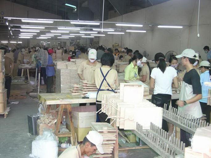 Áp lực từ cuộc chiến thương mại Mỹ - Trung (*): Ngành gỗ nặng gánh lo - Ảnh 1.