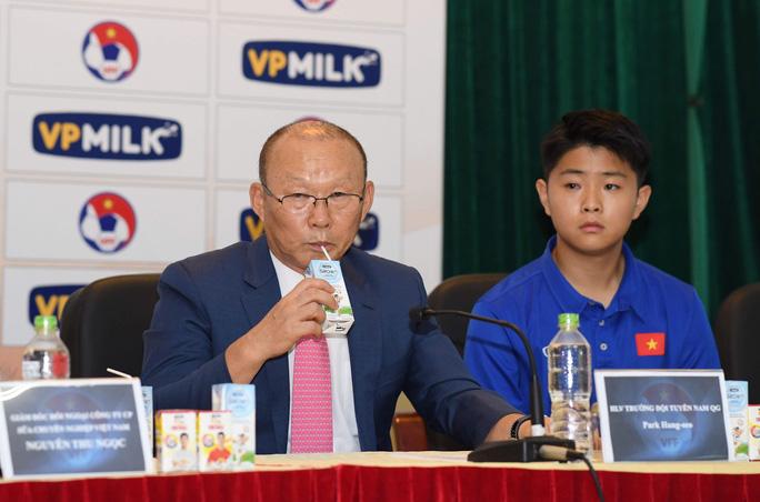 VPMilk tiếp tục đồng hành cùng thầy trò Park Hang Seo - Ảnh 4.