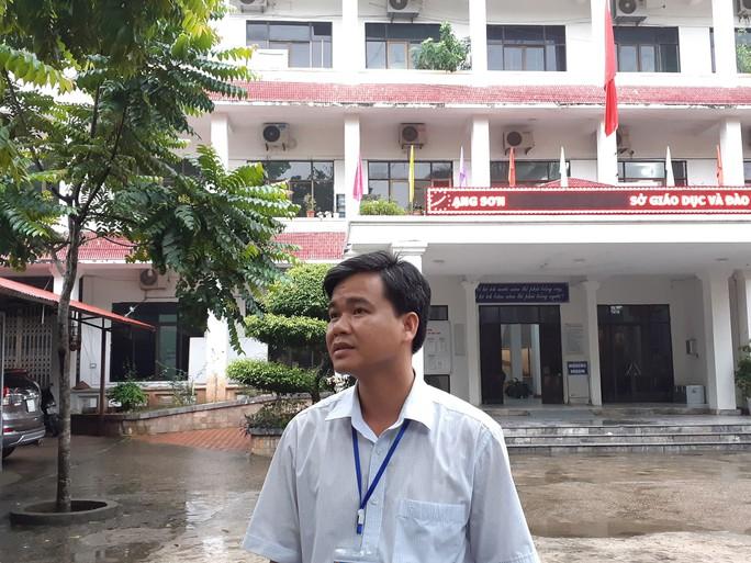 35 thí sinh có điểm cao bất thường ở Lạng Sơn: Tổ công tác làm việc từ sáng tới tối - Ảnh 5.