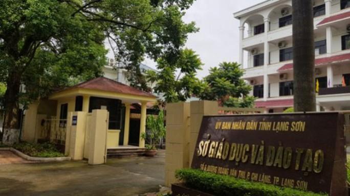 Lạng Sơn rà roát điểm thi cao bất thường của 35 thí sinh tự do thuộc Tiểu đoàn CSCĐ - Ảnh 1.
