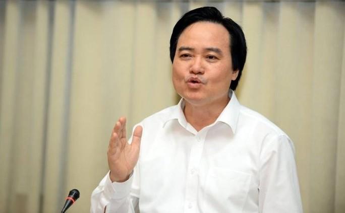 Bộ trưởng Phùng Xuân Nhạ lên tiếng vụ tiêu cực thi cử ở Hà Giang - Ảnh 1.