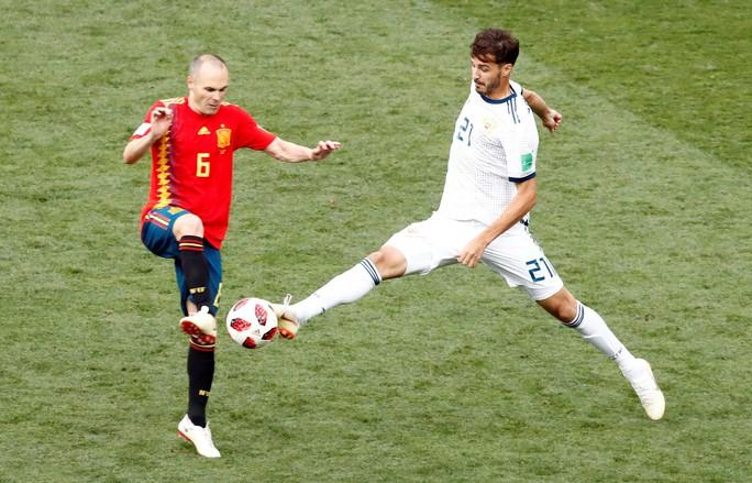 Tây Ban Nha bị Nga loại: Dứt điểm kém, ngay cả trên chấm 11 m - Ảnh 5.
