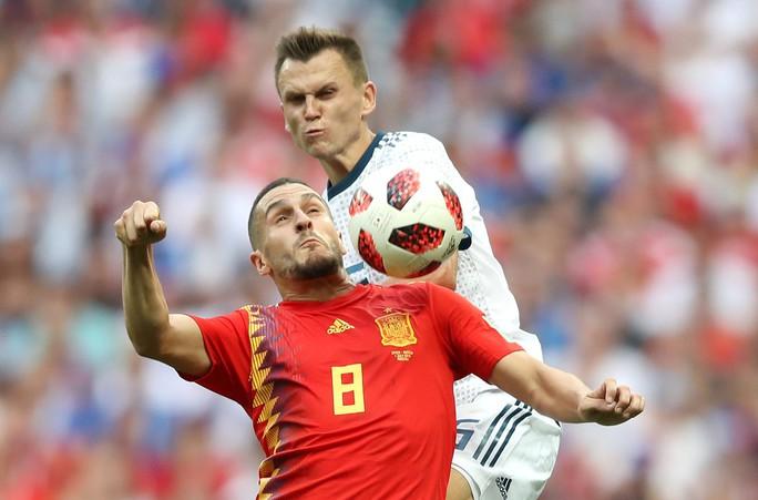 Tây Ban Nha bị Nga loại: Dứt điểm kém, ngay cả trên chấm 11 m - Ảnh 9.
