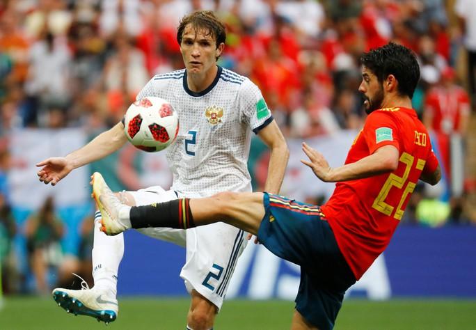 Tây Ban Nha bị Nga loại: Dứt điểm kém, ngay cả trên chấm 11 m - Ảnh 3.