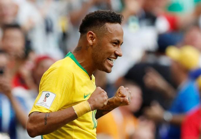 Neymar tuyên bố sung sức sau khi giúp Brazil hất văng Mexico - Ảnh 8.
