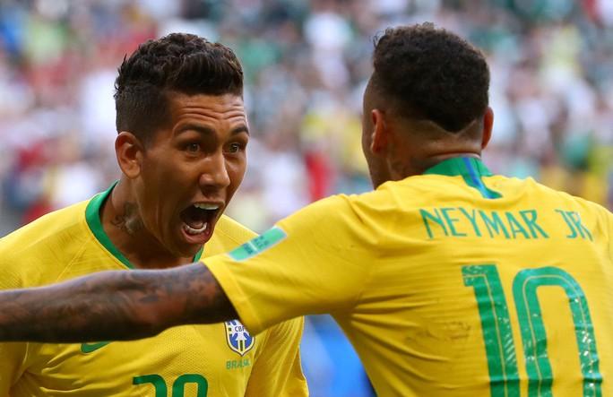 Neymar tuyên bố sung sức sau khi giúp Brazil hất văng Mexico - Ảnh 7.