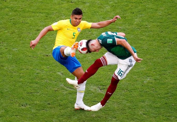 Neymar tuyên bố sung sức sau khi giúp Brazil hất văng Mexico - Ảnh 2.