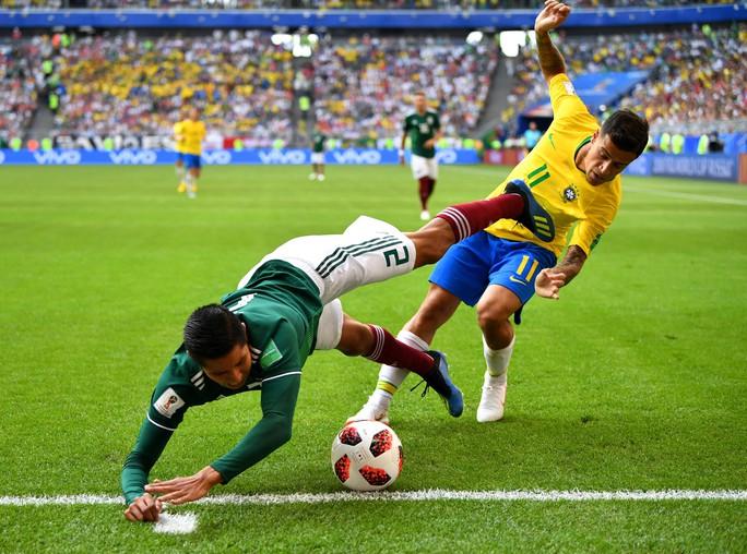 Neymar tuyên bố sung sức sau khi giúp Brazil hất văng Mexico - Ảnh 1.