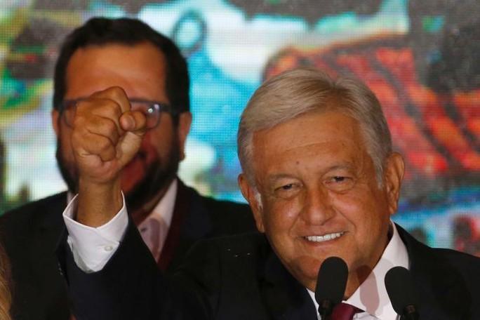 Ông Trump sẽ gặp khó vì tổng thống đắc cử Mexico? - Ảnh 1.