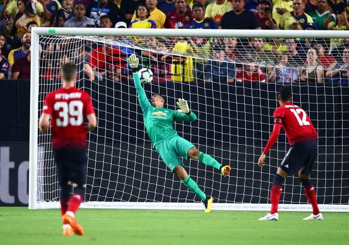 Juan Mata ghi bàn, M.U hòa may mắn trên đất Mỹ - Ảnh 1.