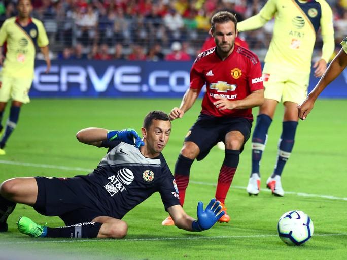 Juan Mata ghi bàn, M.U hòa may mắn trên đất Mỹ - Ảnh 3.