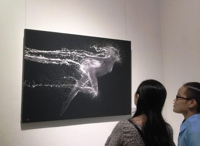 """Ngắm loạt """"Ảnh nude nghệ thuật"""" tại triển lãm quy mô quốc gia - Ảnh 4."""