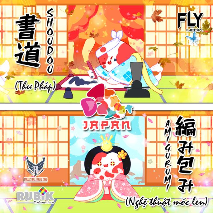 Nhật Bản thu nhỏ trong một ngày hội miễn phí - Ảnh 4.