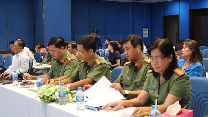 Báo Người Lao Động phát động phong trào Toàn dân bảo vệ an ninh Tổ quốc - Ảnh 1.