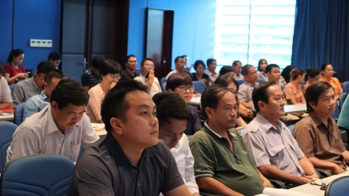 Báo Người Lao Động phát động phong trào Toàn dân bảo vệ an ninh Tổ quốc - Ảnh 2.