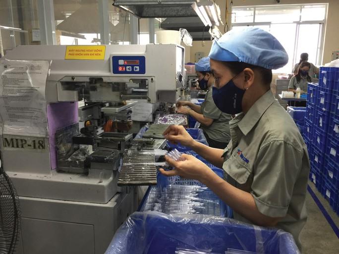 25 tỉ đồng đào tạo nghề cho công nhân - Ảnh 1.