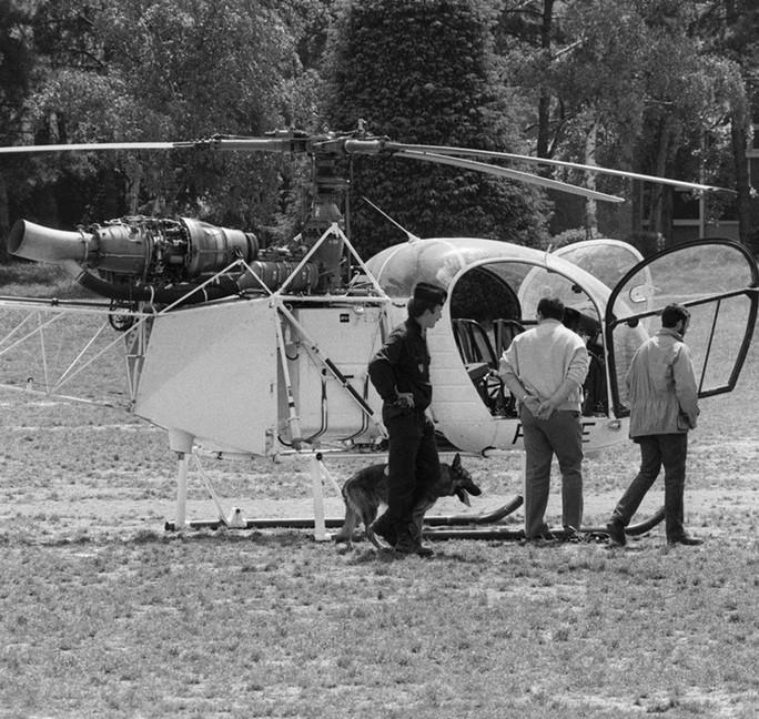 Vượt ngục bằng trực thăng: Giải cứu vua vượt ngục - Ảnh 2.