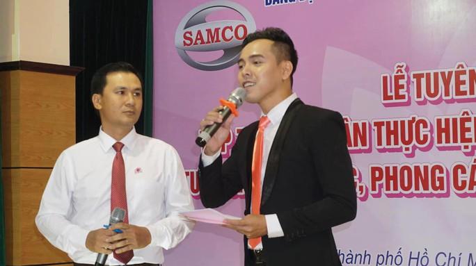 SAMCO: Quy hoạch cán bộ từ công nhân trực tiếp sản xuất - Ảnh 1.