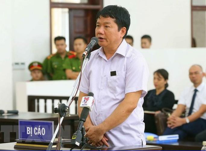 Cơ quan thi hành án xác minh tài sản của ông Đinh La Thăng - Ảnh 1.