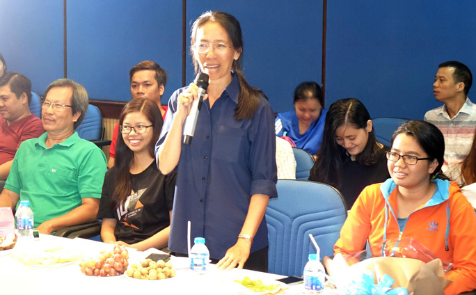 Hào hứng với lễ trao giải dự đoán World Cup 2018 của Báo Người Lao Động - Ảnh 4.