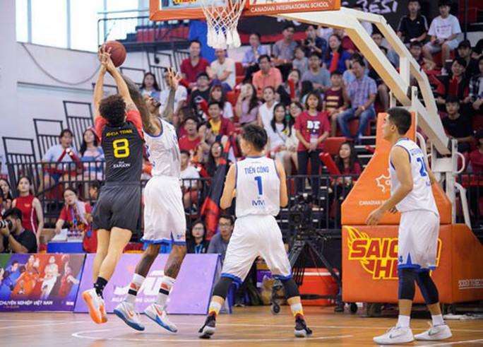 Saigon Heat bại trận trên sân nhà - Ảnh 1.