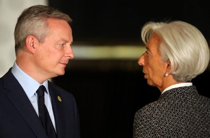 Bộ trưởng tài chính Pháp tuyên bố sốc sau đề nghị của Mỹ - Ảnh 2.