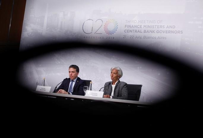 Bộ trưởng tài chính Pháp tuyên bố sốc sau đề nghị của Mỹ - Ảnh 3.