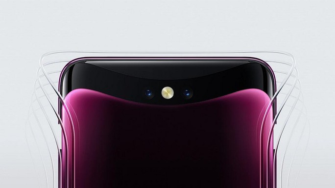 Oppo Find X, điện thoại có camera thụt thò đầu tiên ra mắt ở Việt Nam - Ảnh 2.