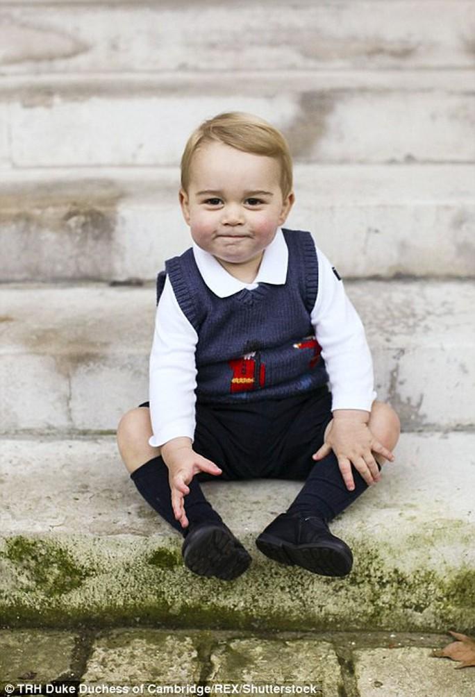 Hoàng tử bé George đón sinh nhật ở Caribe - Ảnh 12.