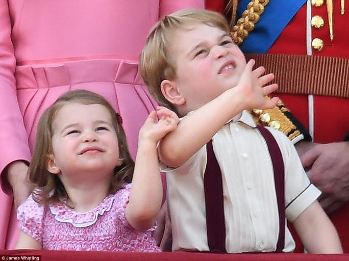 Hoàng tử bé George đón sinh nhật ở Caribe - Ảnh 8.