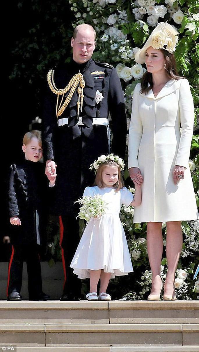 Hoàng tử bé George đón sinh nhật ở Caribe - Ảnh 10.