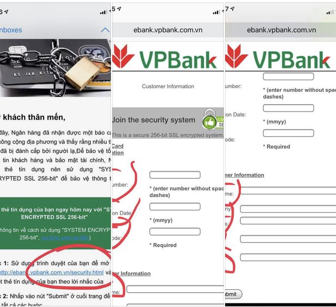 VPBank bác bỏ thông tin bị hacker xâm nhập - Ảnh 1.