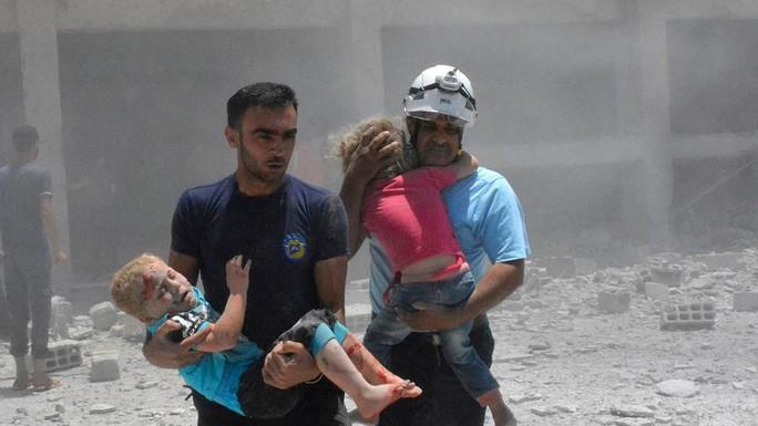 Israel làm điều chưa từng có tiền lệ ở Syria - Ảnh 1.