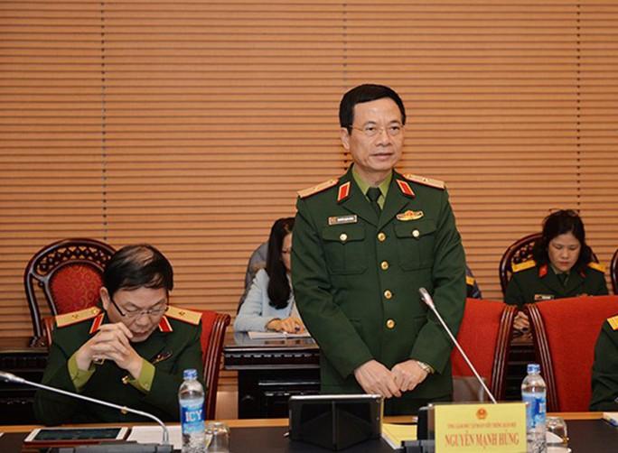 Tạm đình chỉ công tác Bộ trưởng Trương Minh Tuấn - Ảnh 1.
