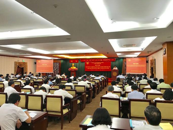 TP HCM kỷ luật hơn 200 Đảng viên - Ảnh 1.