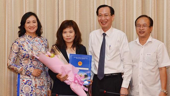 TP HCM: Điều động 1 Phó Chủ tịch UBND quận 2 - Ảnh 1.