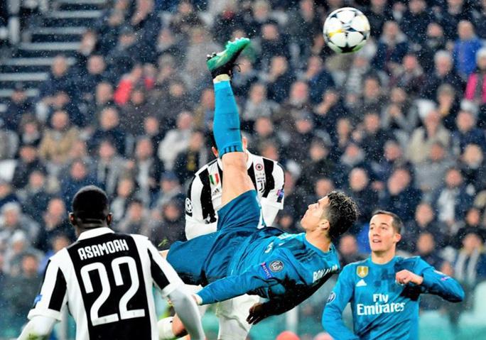 Tiết lộ sốc: Ronaldo khỏe như... thanh niên 20 tuổi - Ảnh 3.