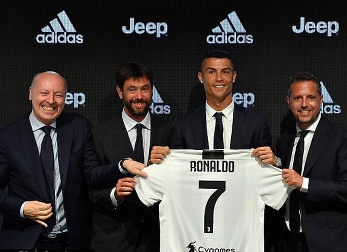 Tiết lộ sốc: Ronaldo khỏe như... thanh niên 20 tuổi - Ảnh 5.