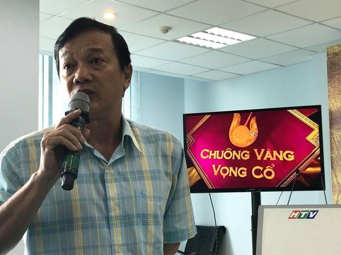 Danh hài Tấn Beo lần đầu làm MC Chuông vàng vọng cổ - Ảnh 3.
