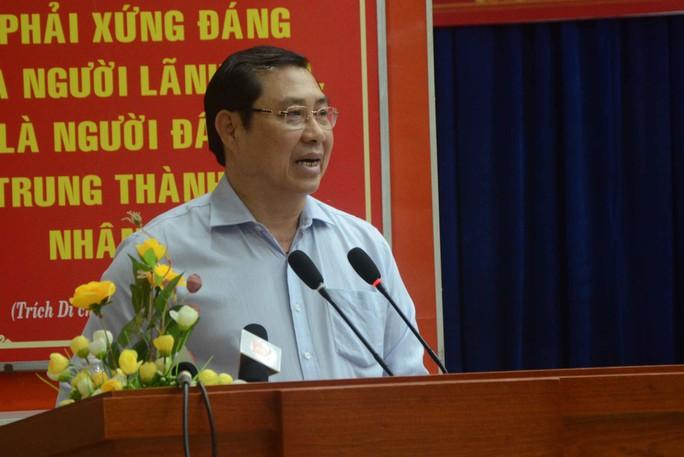 Chủ tịch Đà Nẵng: Vũ nhôm lợi dụng hàm thượng tá mua bán đất trục lợi - Ảnh 2.