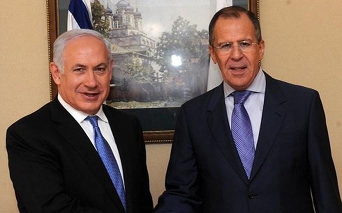 Israel cự tuyệt đề nghị của Nga về chiến sự Syria - Ảnh 1.